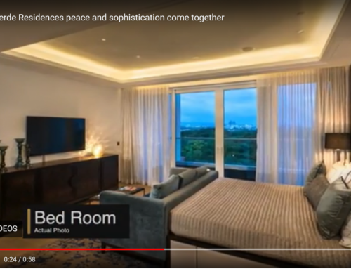 At Verde Residences peace and sophistication come together